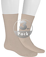 Hudson Relax Cotton Socken 3er Pack 004400/0748
