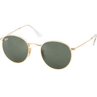 Ray Ban Brille Round Metal