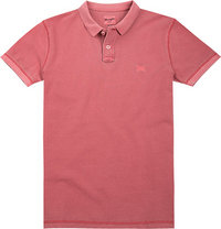 Wrangler Polo-Shirt holly berry