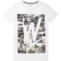 Wrangler T-Shirt white