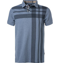 Barbour Polo-Shirt blue