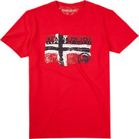 NAPAPIJRI T-Shirt bright red