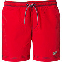 NAPAPIJRI Badeshorts bright red