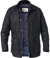 Barbour Jacke Hereford navy