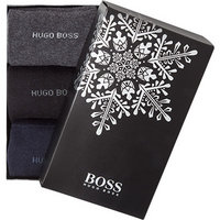 HUGO BOSS Socken Gift 3er Pack