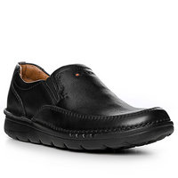 Clarks Unnature Easy black leather