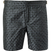 Orlebar Brown Badeshorts ebony