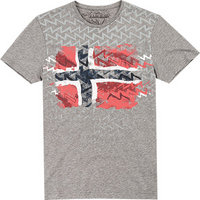 NAPAPIJRI T-Shirt grey