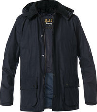 Barbour Jacke Ashby navy