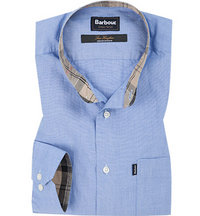 Barbour Hemd Fairfield chambray