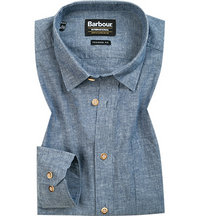 Barbour International Hemd chambray