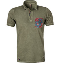 BOB Polo-Shirt ilitare