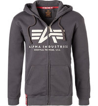 ALPHA INDUSTRIES Zip Hoodie Basic