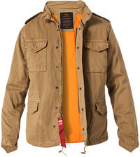 ALPHA INDUSTRIES Jacke Vintage CW