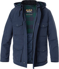 Barbour Jacke Tiree navy
