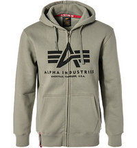 ALPHA INDUSTRIES Sweatjacke