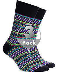 Burlington Fair Isle 3er Pack