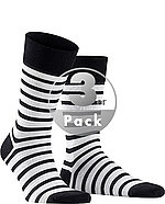 Falke Even Stripe 3er Pack 13326/6376