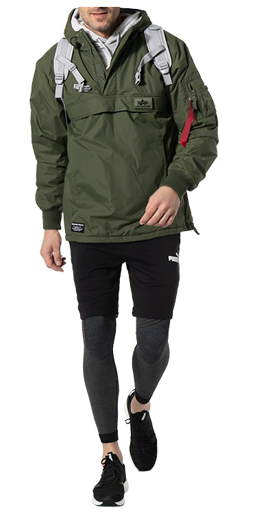 Outdoor Action, Komplett-Outfit