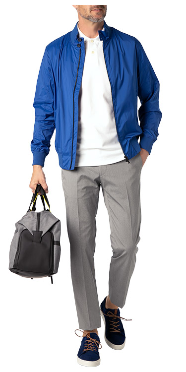 Urbane Coolness, Komplett-Outfit