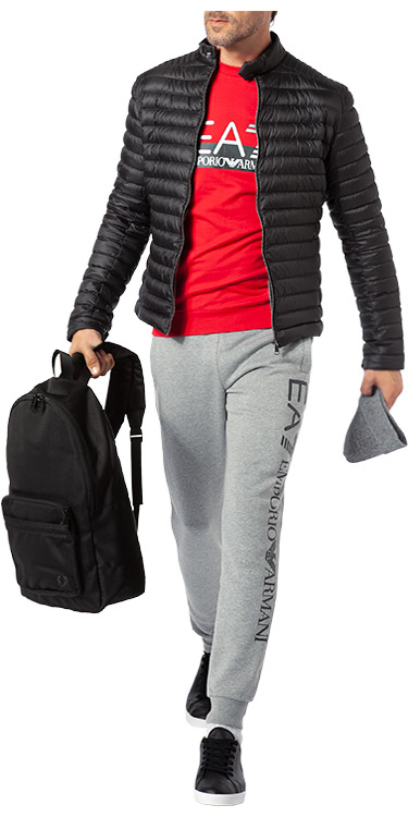 So sporty!, Komplett-Outfit