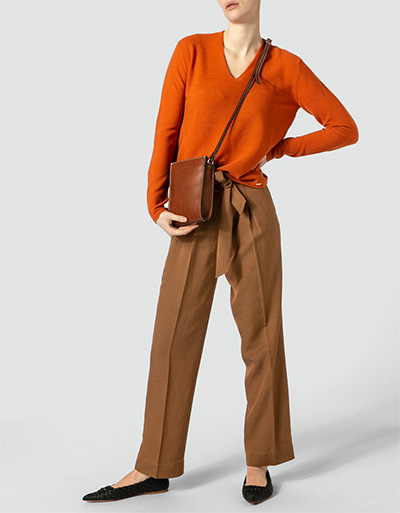 Orange-Power, Komplett-Outfit