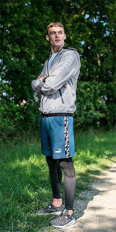 Outdoor-Activity, Komplett-Outfit