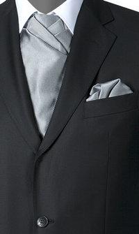 Wilvorst Cut Krawattenplastron