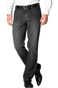 Gardeur jeans lederoptik