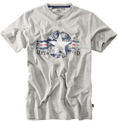 ALPHA INDUSTRIES T-Shirt 111502/17