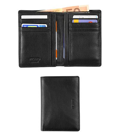 PICARD Karten-Scheinbörse Brooklin 8654/schwarz Preisvergleich
