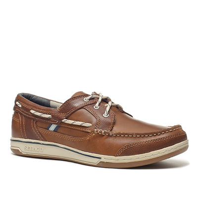 SEBAGO Triton Three-Eye British Tan-Brown B81060