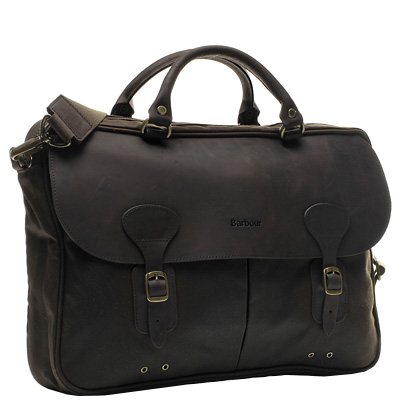Barbour Wax Lather Briefcase UBA0004OL71