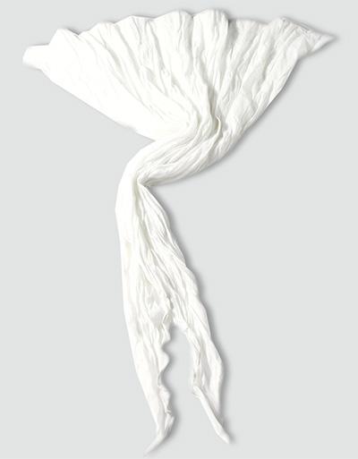 Daniel Hechter Damen Schal white 6900