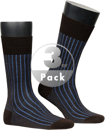 Falke Socken Shadow 3er Pack 14648/5933