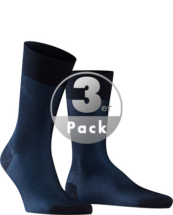Falke Fine Shadow Socken 3er-Pack 13141/6370
