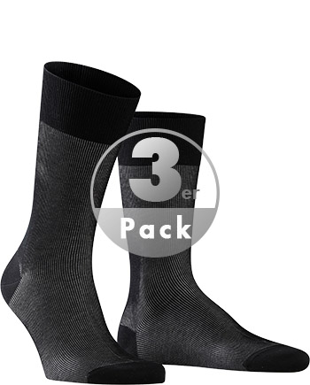 Falke Fine Shadow Socken 3er-Pack 13141/3000