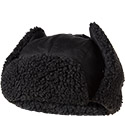Barbour Fleece Lined Hunter Hat black MHA0033BK11