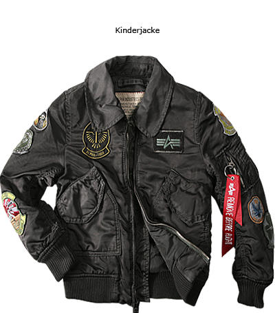 ALPHA INDUSTRIES Kids CWU Pilot 113701/171