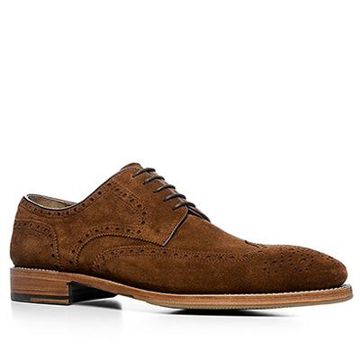 Prime Shoes Ferrara/ Velourleder tabaco/sattel