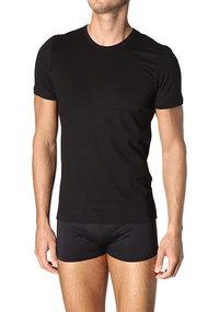bugatti T-Shirt Modal schwarz