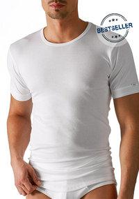 Mey NOBLESSE Shirt 1/2 Arm weiß