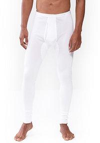 Mey NOBLESSE Unterhose lang weiß
