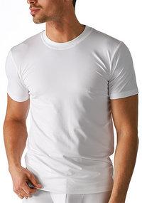 Mey DRY COTTON Olympia-Shirt weiß