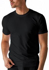 Mey DRY COTTON Olympia-Shirt schwarz
