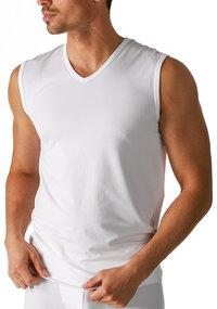 Mey DRY COTTON Muskel-Shirt weiß