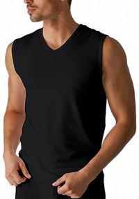 Mey DRY COTTON Muskel-Shirt schwarz