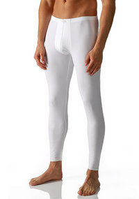 Mey DRY COTTON Long-Pants weiß