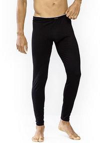 Mey DRY COTTON Long-Pants schwarz