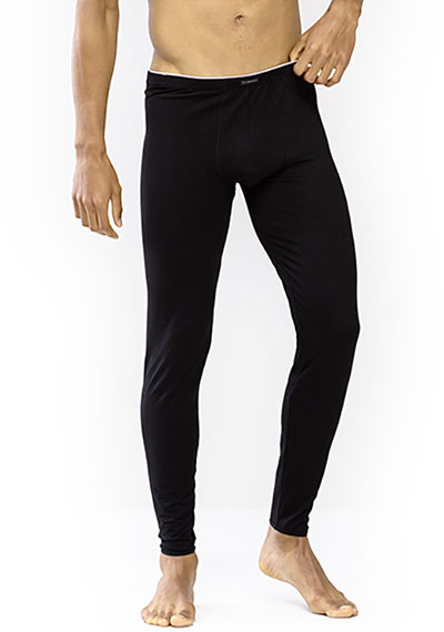 Mey DRY COTTON Long-Pants schwarz 46042/123